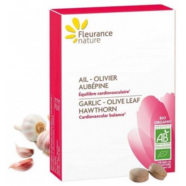 Ail - Olivier - Aubépine Bio - Fleurance Nature
