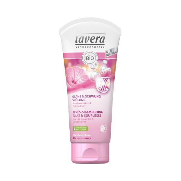 Après shampooing Eclat et Souplesse pour Cheveux ternes-Lavera