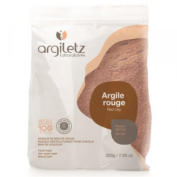 Argile Rouge - Poudre 200g