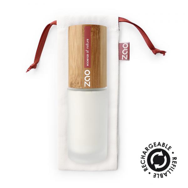 Base de teint lumière et sa recharge - ZAO Make-Up