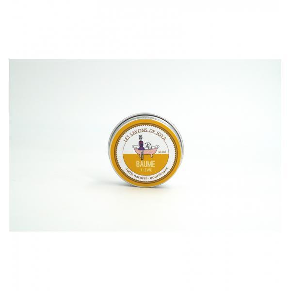 Baume à lèvres nourrissant et réparateur - Les Savons de Joya