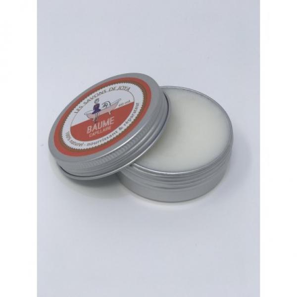 Baume capillaire nourrissant et réparateur - Les Savons de Joya