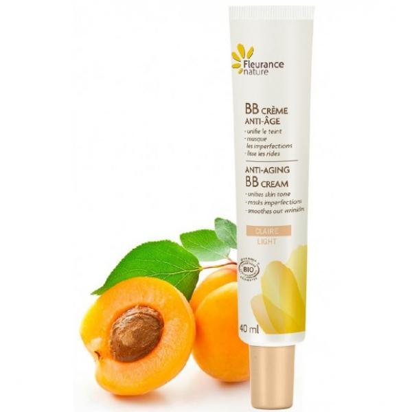 BB crème anti-âge teinte claire ou medium - Fleurance Nature