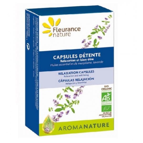 Capsules Détente Bio - Fleurance Nature