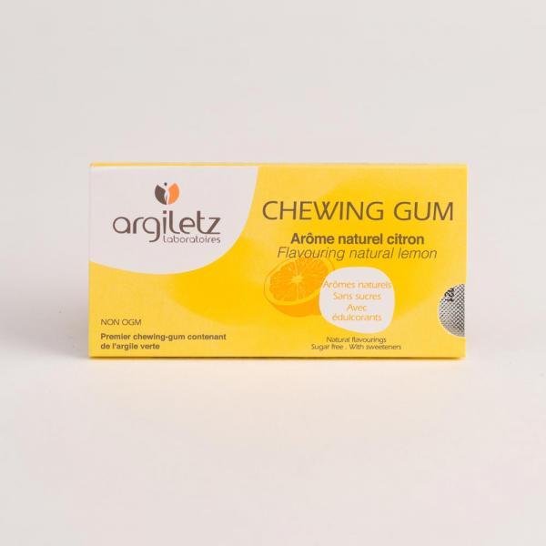 Chewing-gum Argil'Gum Citron