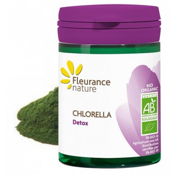 Chlorella bio - Fleurance Nature