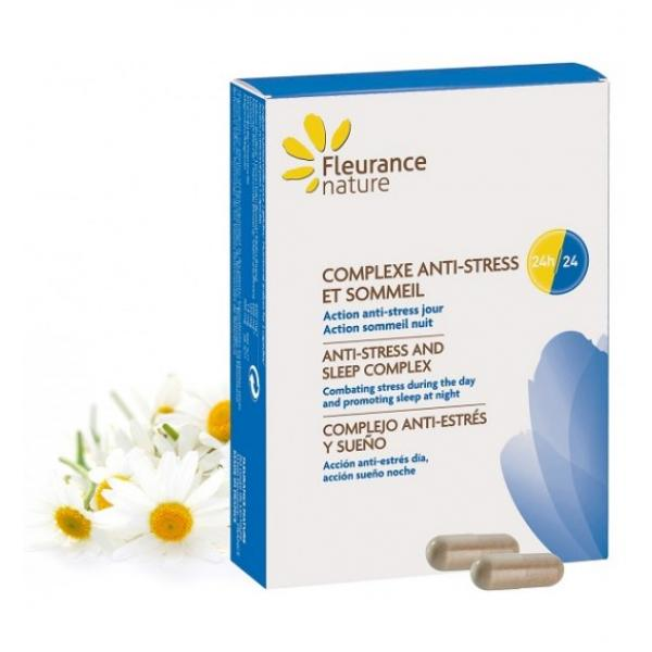 Complexe Anti-Stress et Sommeil - Fleurance Nature