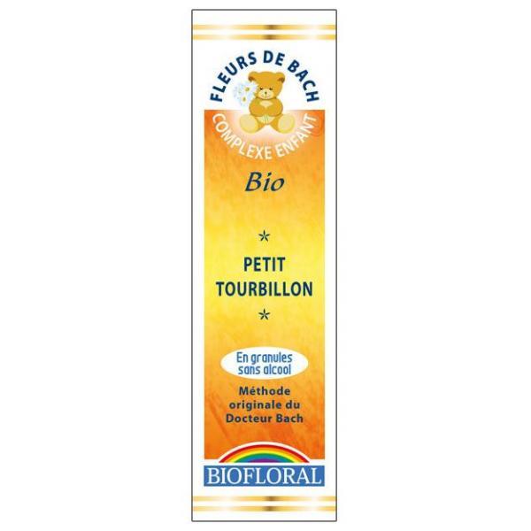 Complexe Bio Enfants n°32 Petit Tourbillon en granules-sans alcool - Biofloral