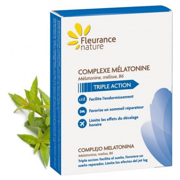 Complexe Mélatonine - Fleurance Nature