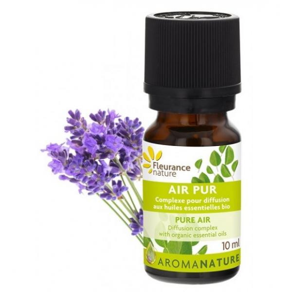 Complexe pour diffusion Air Pur - Fleurance Nature