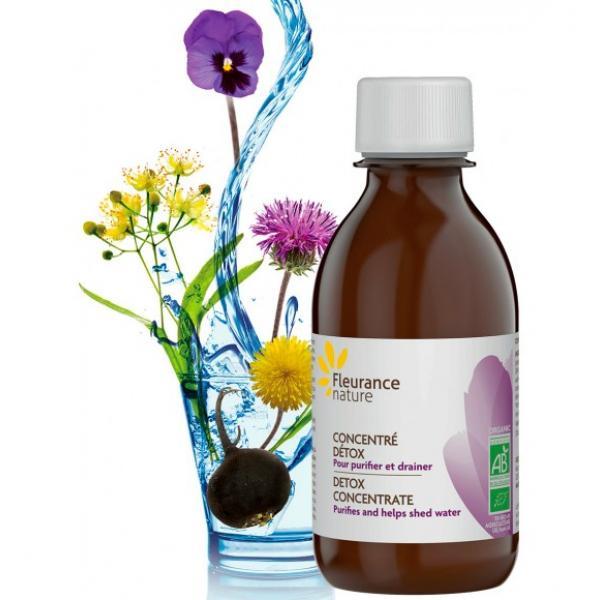 Concentré Détox Bio - Fleurance Nature