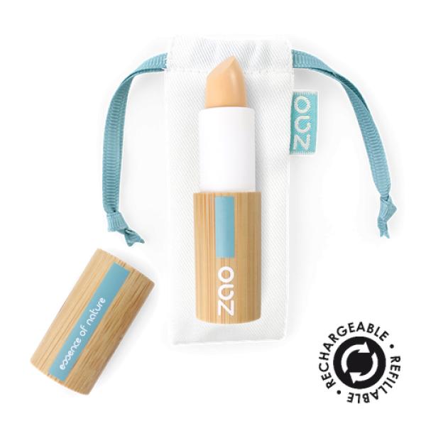 Correcteur stick et sa recharge - Zao Make-up