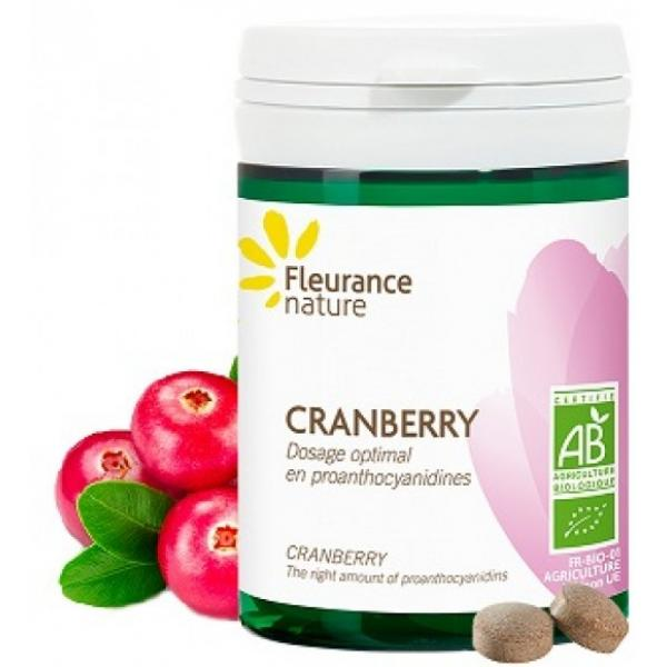 Cranberry Bio - Fleurance Nature