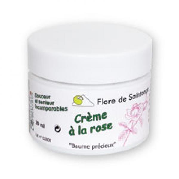 Crème à la Rose-Flore de Saintonge