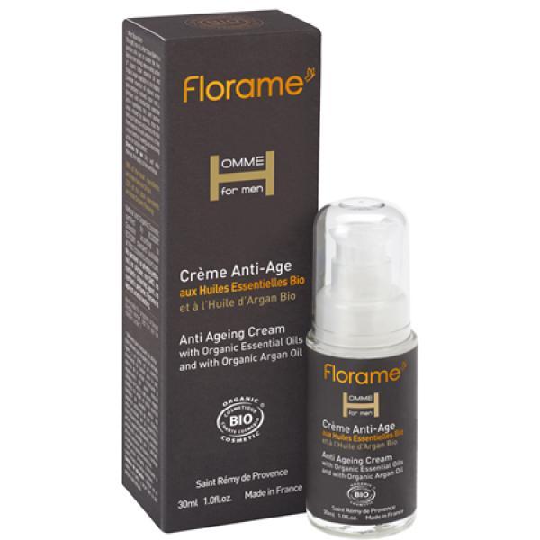 Crème Anti-Age Homme-Florame