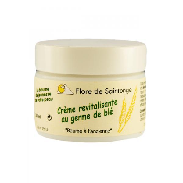 Crème au Germe de Blé-Flore de Saintonge