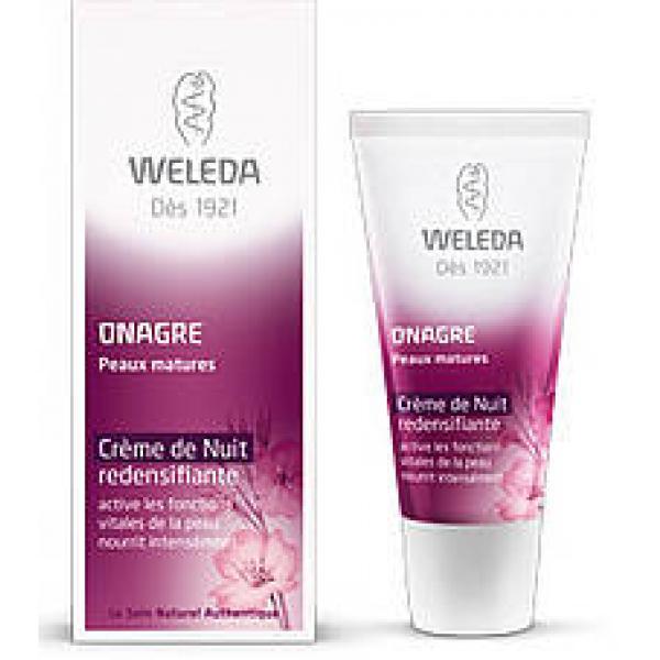 Crème de Nuit Redensifiante à l'Onagre-Weleda