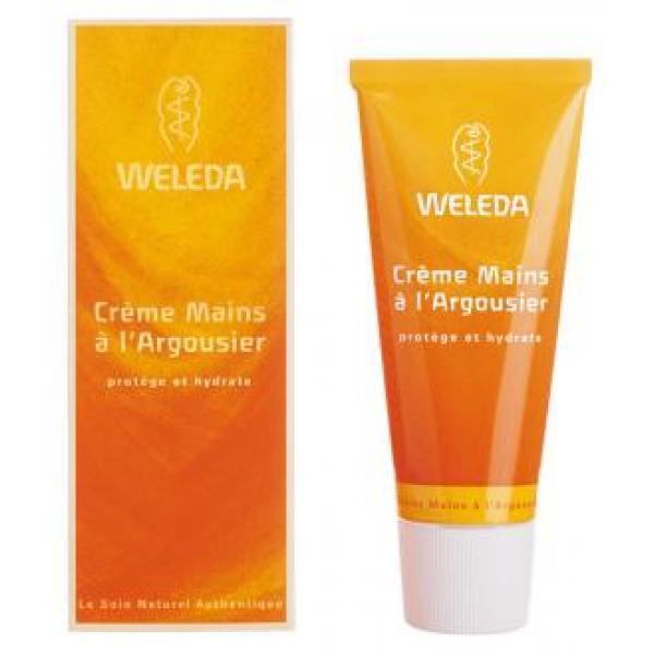 Crème Mains à l'Argousier-Weleda