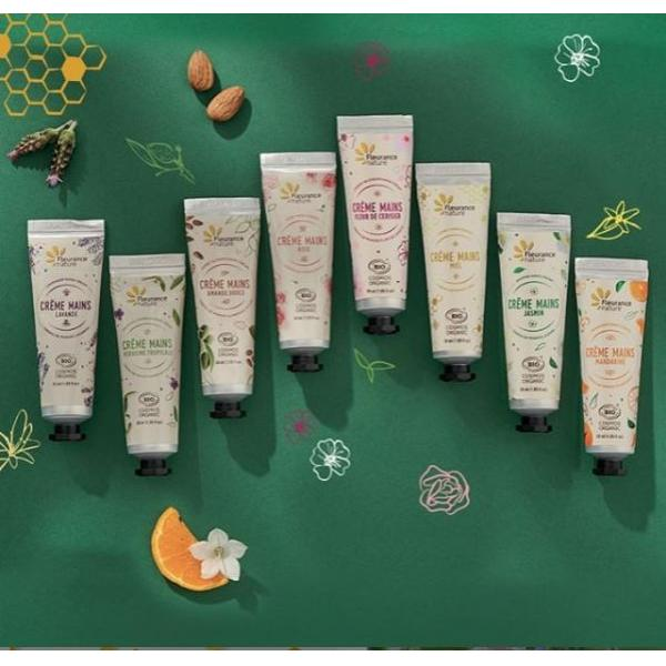 Crème mains nourrissante - Fleurance Nature