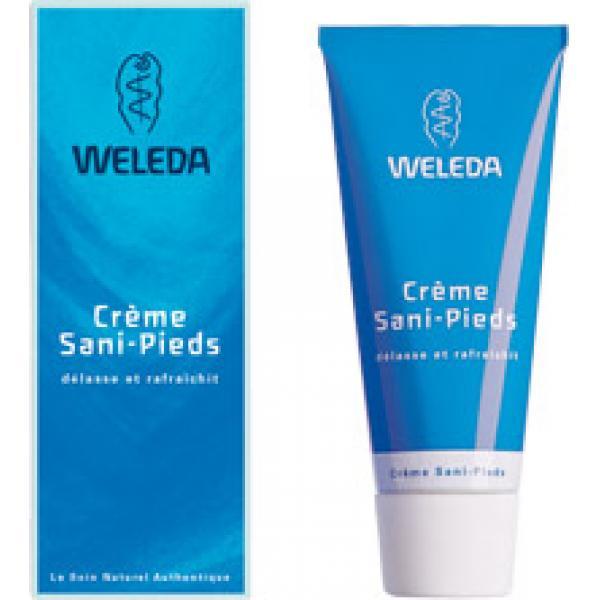 Crème Sani-Pieds-Weleda