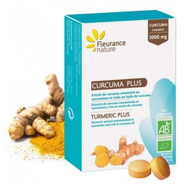 Curcuma Plus Bio - Fleurance Nature