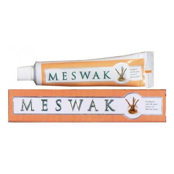 Dentifrice Ayurvédique Meswak aux Plantes Médicinales