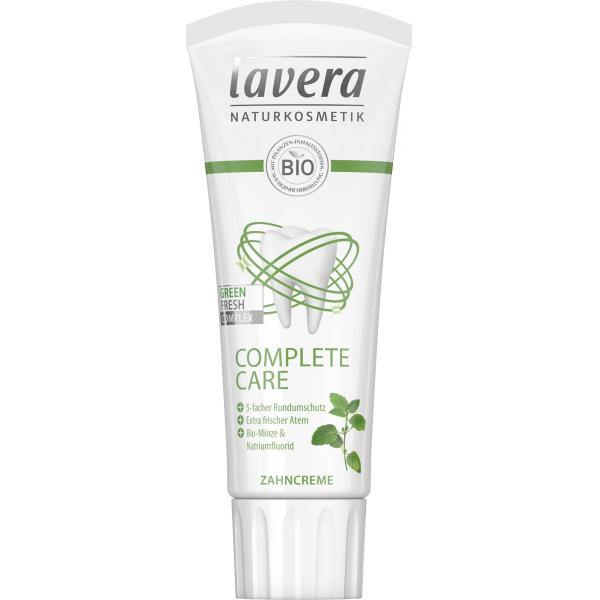 Dentifrice Basis Sensitiv Menthe-Lavera