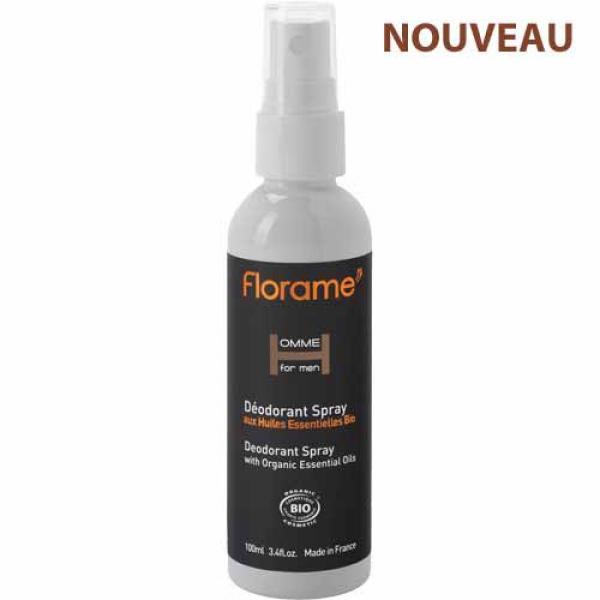 Déodorant Spray Homme-Florame