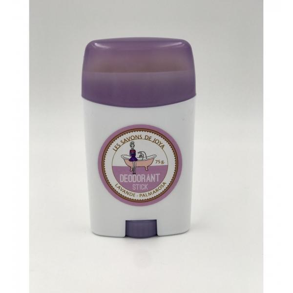 Déodorant stick et sa recharge - Lavande Palmarosa - Les Savons de Joya