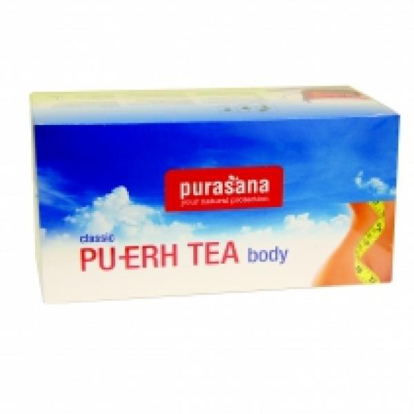 Duo Thé Mange-Graisse Pu-Erh Tea Fat burner-Purasana