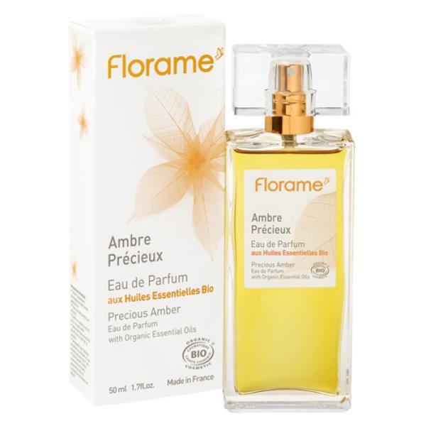 Eau de Parfum Ambre Précieux-Florame
