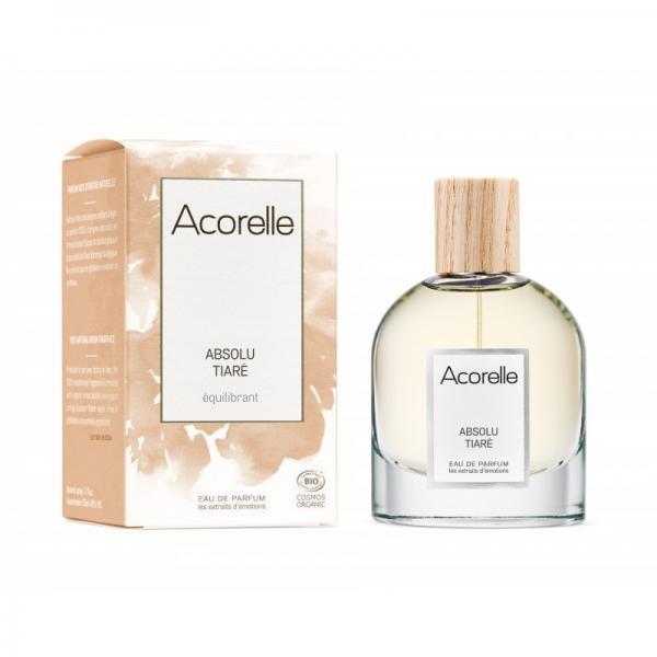 Eau de Parfum bio Absolu de Tiaré - Acorelle