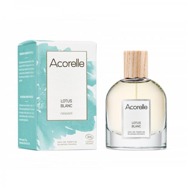 Eau de Parfum bio Lotus Blanc - Acorelle