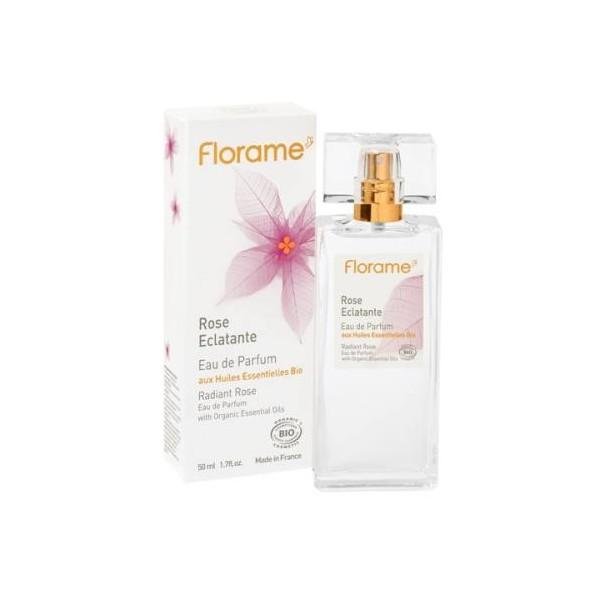 Eau de Parfum Rose Eclatante-Florame