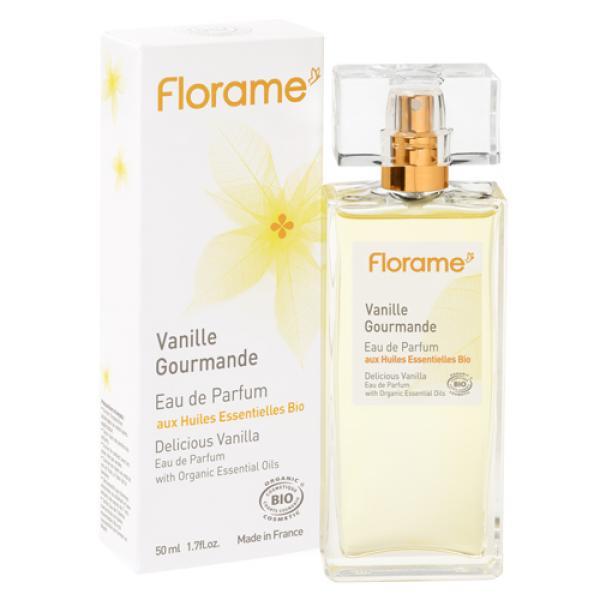 Eau de Parfum Vanille Gourmande-Florame