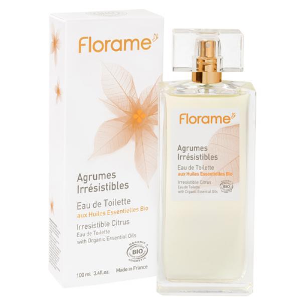 Eau de Toilette Agrumes Irrésistibles-Florame