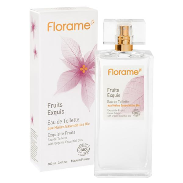 Eau de Toilette Fruits Exquis-Florame