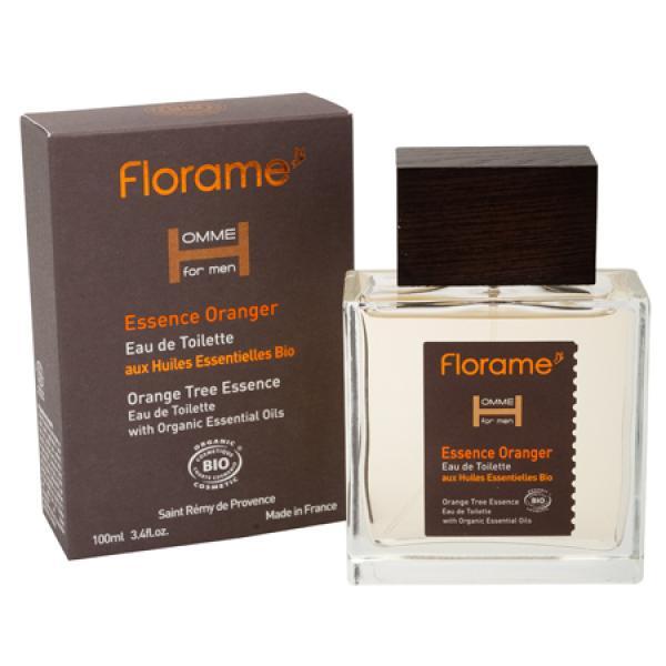 Eau de Toilette Homme Essence Oranger-Florame