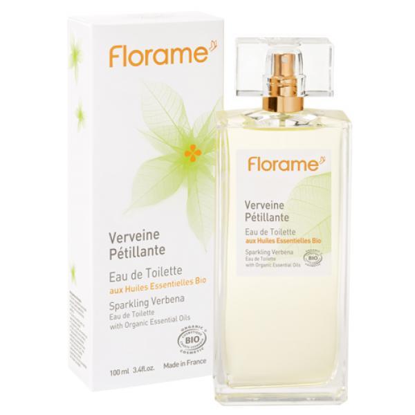 Eau de Toilette Verveine Pétillante-Florame