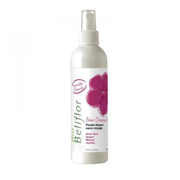 Fluide Soyeux bio sans rinçage Cheveux secs-Beliflor