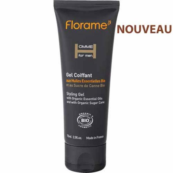 Gel Coiffant Homme-Florame