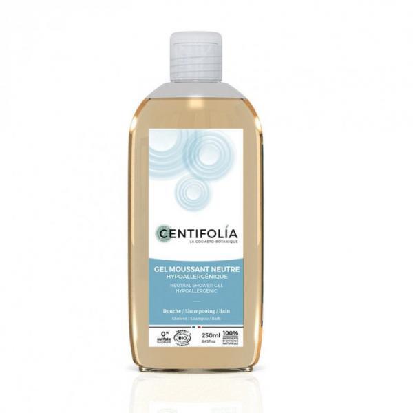 Gel moussant neutre pH neutre & sans savon bio - Centifolia