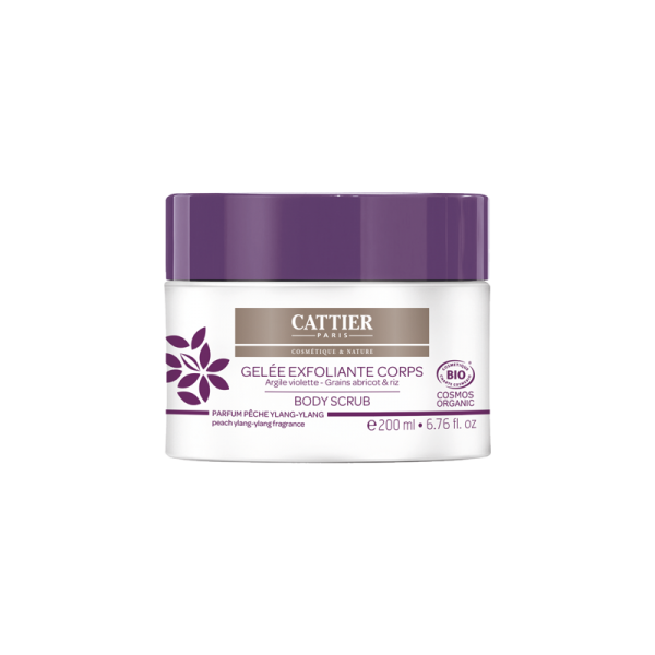 Gelée exfoliante corps - Cattier