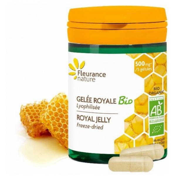 Gelée royale Bio lyophilisée - Fleurance Nature