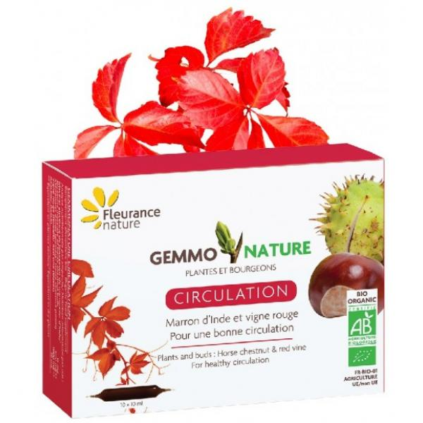 Gemmonature circulation Bio - Fleurance Nature