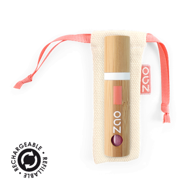 Gloss bio et sa recharge - Zao Make-Up