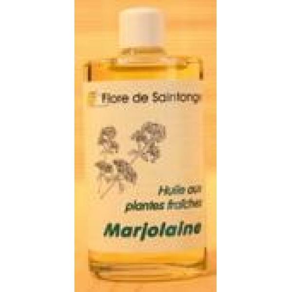 Huile à la Marjolaine-Flore de Saintonge