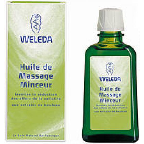 Huile de Massage Minceur-Weleda