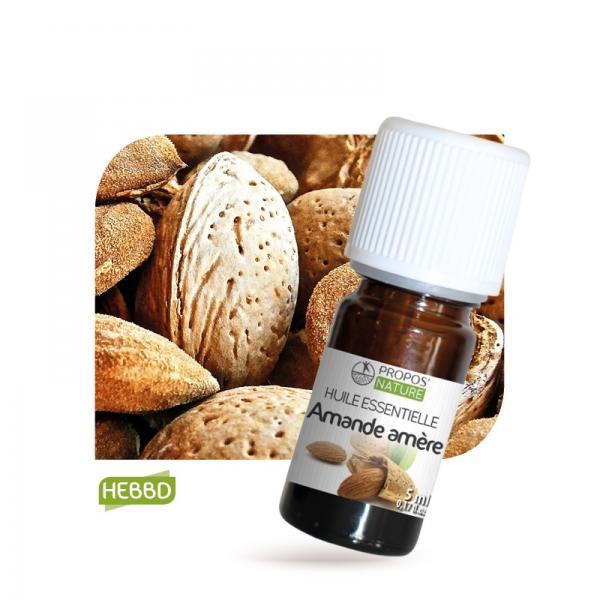 Huile essentielle Amande Amère 100% pure et naturelle- Propos'Nature