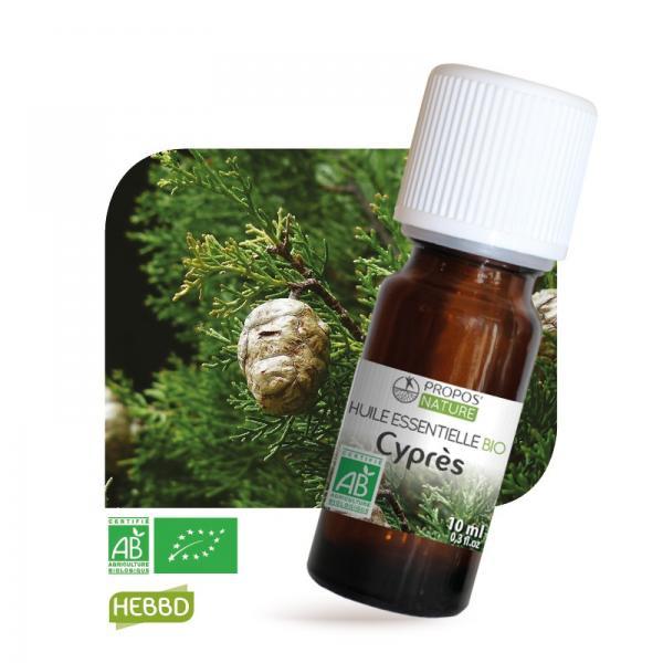 Huile essentielle de Cyprès Bio 100% pure et naturelle-Propos'Nature